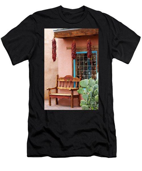 Old Town Albuquerque Shop Window Men's T-Shirt (Athletic Fit)