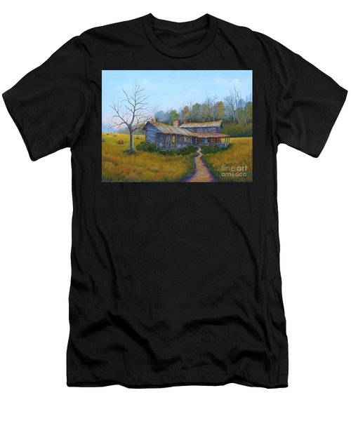 Old Walker Homestead #2 Men's T-Shirt (Athletic Fit)