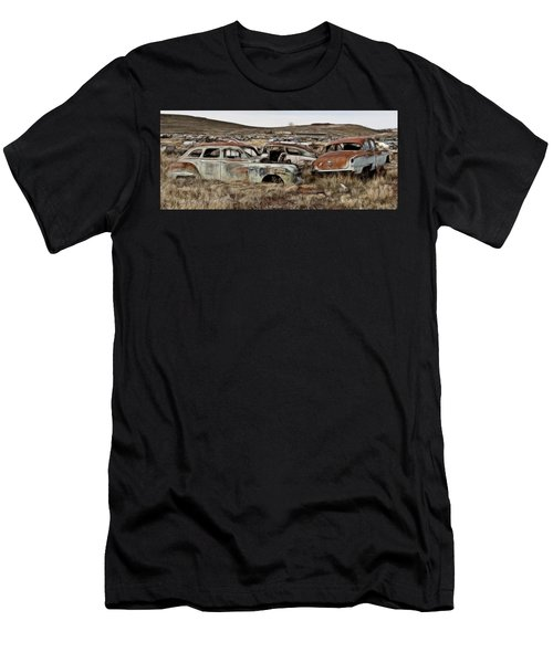 Old Wrecks Men's T-Shirt (Athletic Fit)