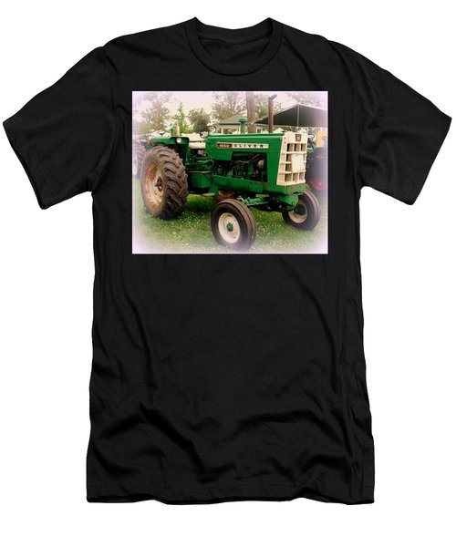 Oliver 1650 Tractor Men's T-Shirt (Athletic Fit)