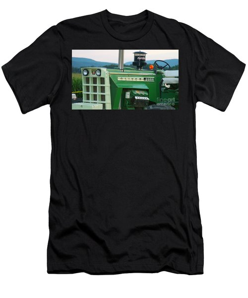 Oliver 2255 Tractor Men's T-Shirt (Athletic Fit)