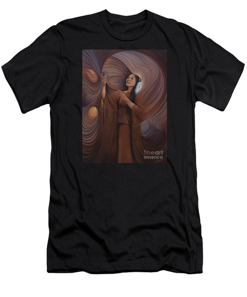 On Sacred Ground Series V Men's T-Shirt (Athletic Fit)