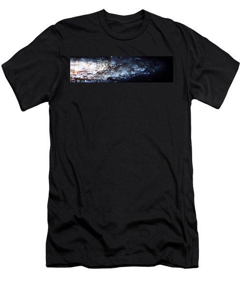 On The Galaxy Edge Men's T-Shirt (Athletic Fit)