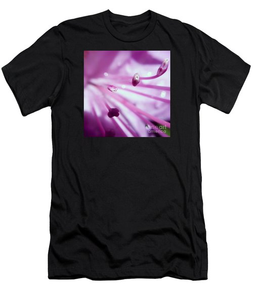 Men's T-Shirt (Slim Fit) featuring the photograph On The Inside by Kerri Farley
