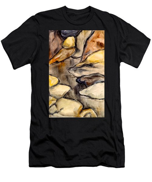 Only Rocks Men's T-Shirt (Athletic Fit)