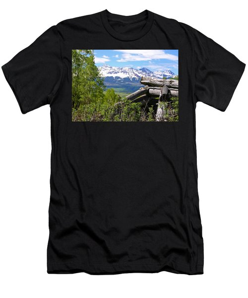 Only The Structures Crumble Men's T-Shirt (Athletic Fit)
