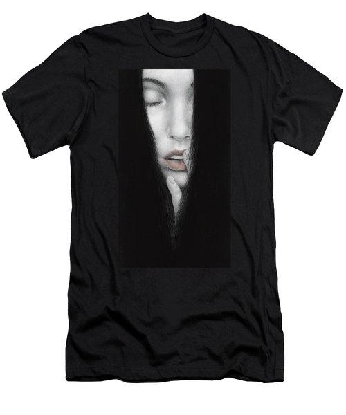Onus Memoriae Men's T-Shirt (Slim Fit) by Pat Erickson