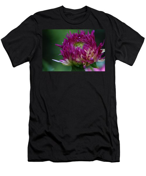Men's T-Shirt (Slim Fit) featuring the photograph Opening Day by Denyse Duhaime