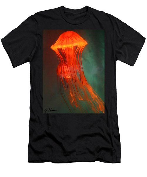 Orange Jellies Men's T-Shirt (Athletic Fit)