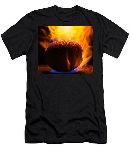 Orange You Glad Men's T-Shirt (Slim Fit) by Paul  Wilford