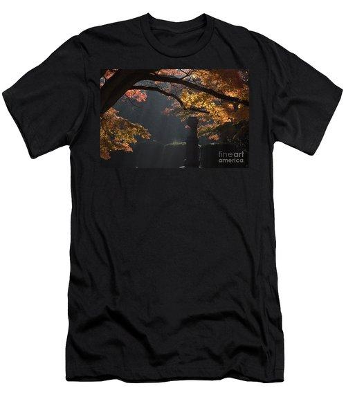 Orangish Men's T-Shirt (Athletic Fit)