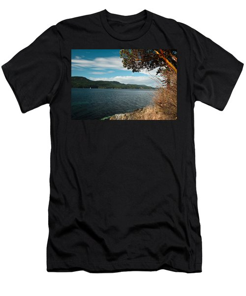 Orcas Dreams Men's T-Shirt (Athletic Fit)