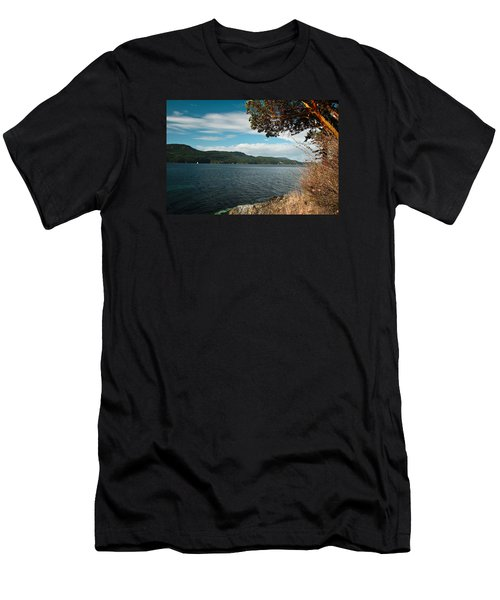 Orcas Dreams Men's T-Shirt (Athletic Fit)
