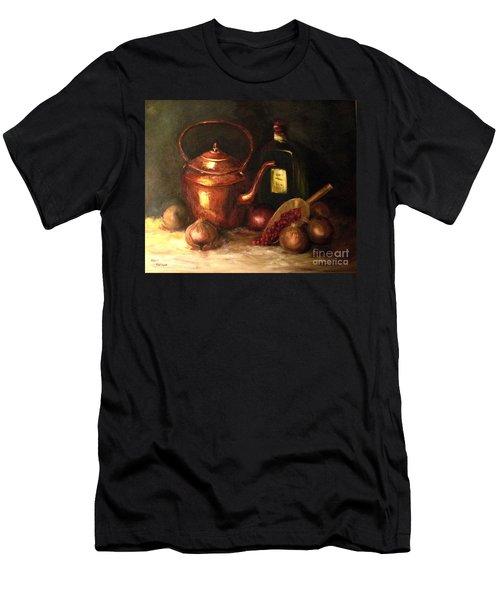 Ordinary Pleasures Men's T-Shirt (Slim Fit) by Hazel Holland