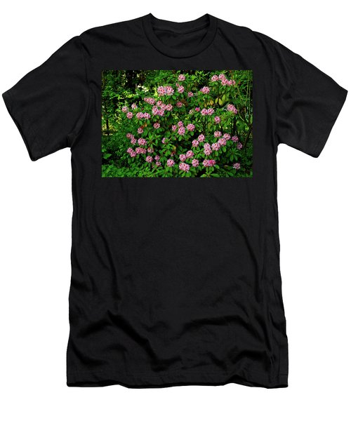 Oregon Azaleas Men's T-Shirt (Athletic Fit)