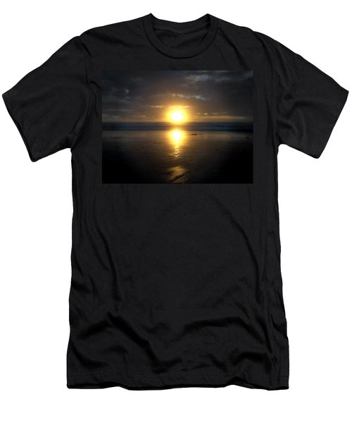 Oregon Coast 15 Men's T-Shirt (Athletic Fit)