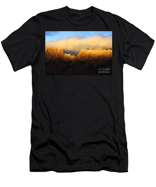 Organ Mountains Symphony Of Light Men's T-Shirt (Athletic Fit)