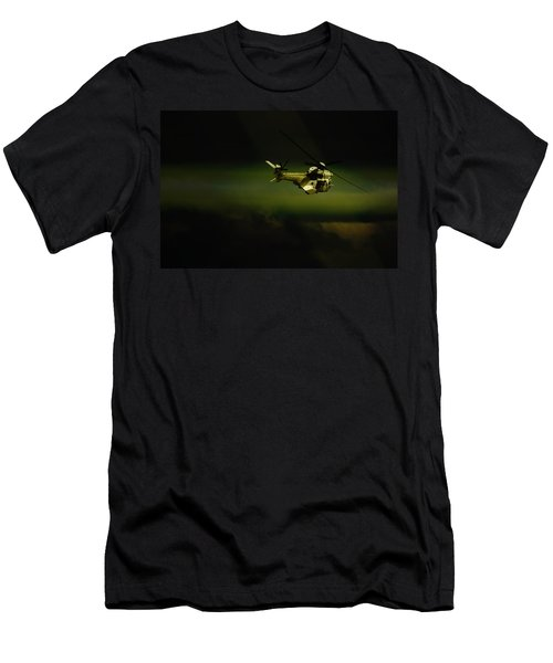 Men's T-Shirt (Athletic Fit) featuring the photograph Oryx by Paul Job