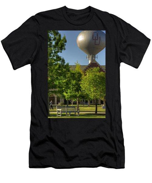 Ou Campus Men's T-Shirt (Athletic Fit)