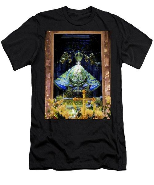 Our Lady Of San Juan De Los Lagos Men's T-Shirt (Athletic Fit)