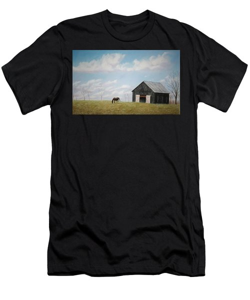 Out For Breakfast Men's T-Shirt (Athletic Fit)