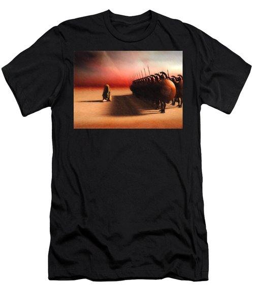 Out Of Egypt Men's T-Shirt (Athletic Fit)