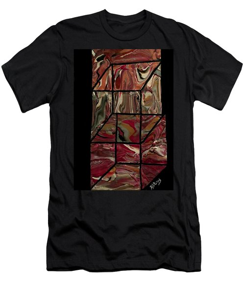 Outside The Box II Men's T-Shirt (Athletic Fit)