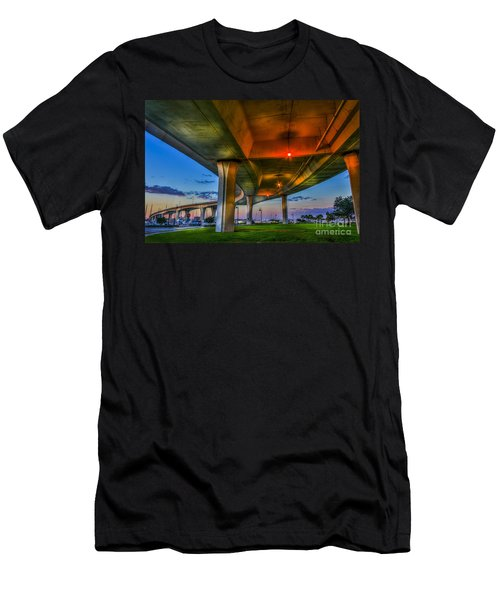 Over And Beyond Men's T-Shirt (Athletic Fit)