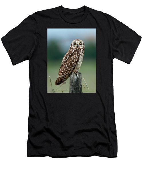 Owl See You Men's T-Shirt (Athletic Fit)