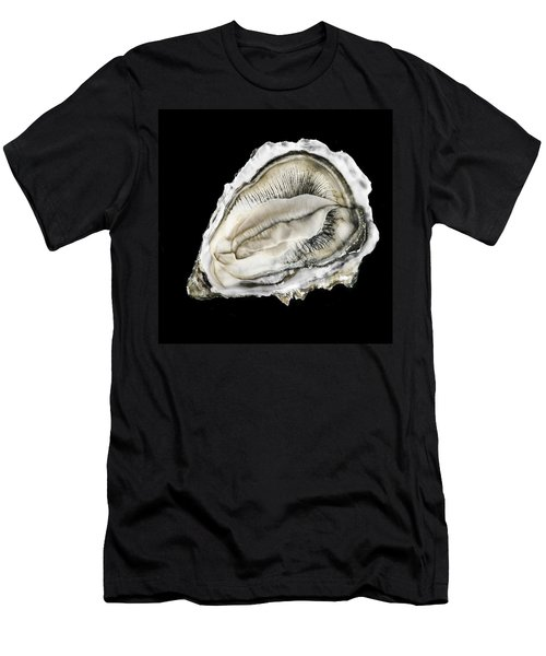Oysters 10 004 Ver1_20x20 Men's T-Shirt (Athletic Fit)