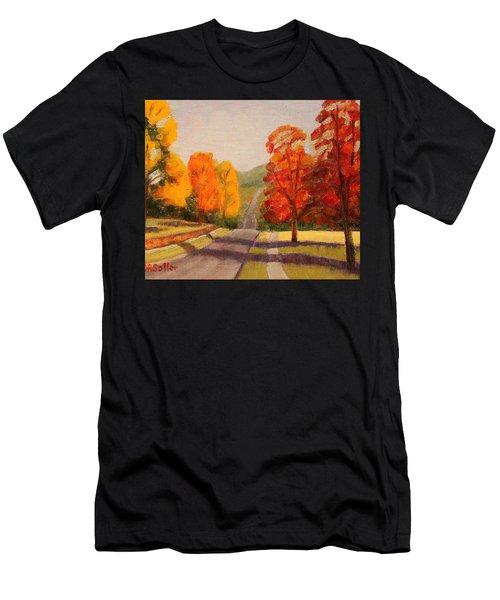 Ozarks October Men's T-Shirt (Athletic Fit)