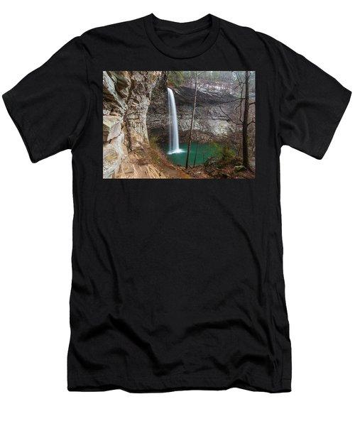 Ozone Falls Men's T-Shirt (Athletic Fit)