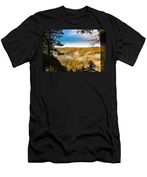 Pa Grand Canyon Men's T-Shirt (Athletic Fit)