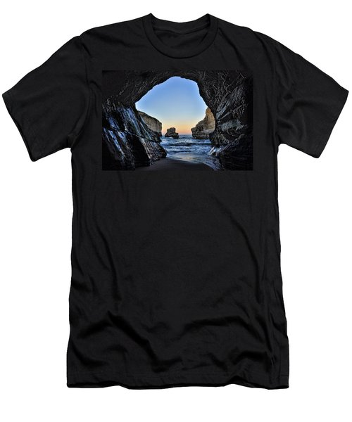 Pacific Coast - 2 Men's T-Shirt (Athletic Fit)