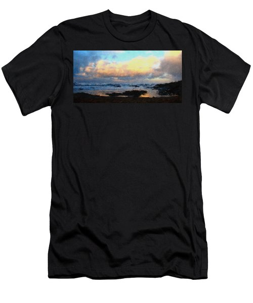 Pacific Morning Men's T-Shirt (Athletic Fit)