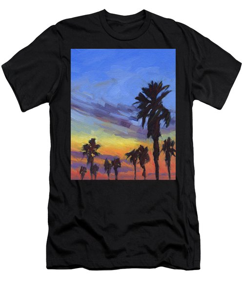 Pacific Sunset 2 Men's T-Shirt (Athletic Fit)