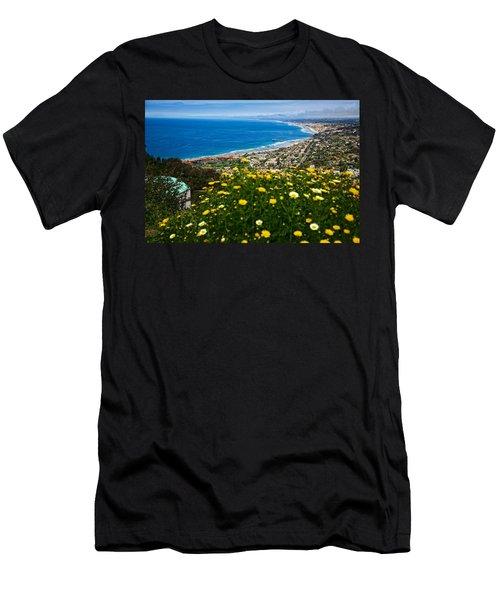 Pacific View Men's T-Shirt (Athletic Fit)
