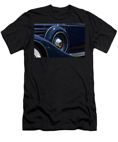 Men's T-Shirt (Slim Fit) featuring the photograph Packard - 1 by Dean Ferreira