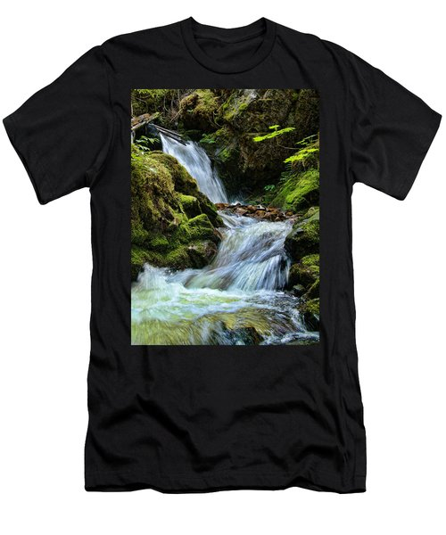 Packer Falls Vert 1 Men's T-Shirt (Athletic Fit)