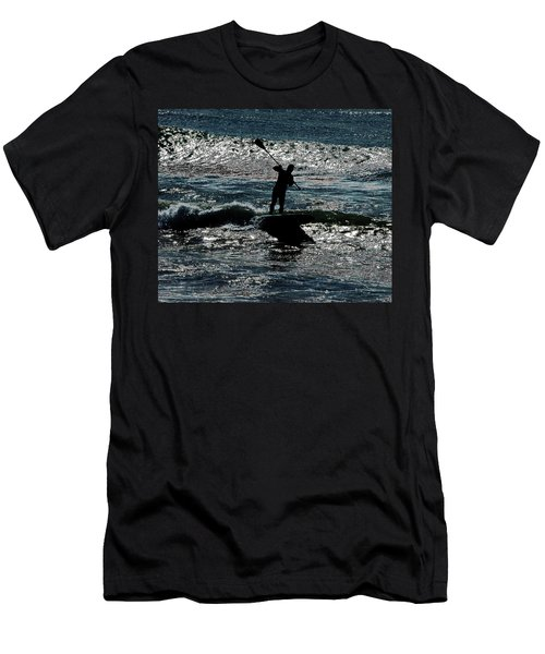 Paddleboard Dreams Men's T-Shirt (Athletic Fit)
