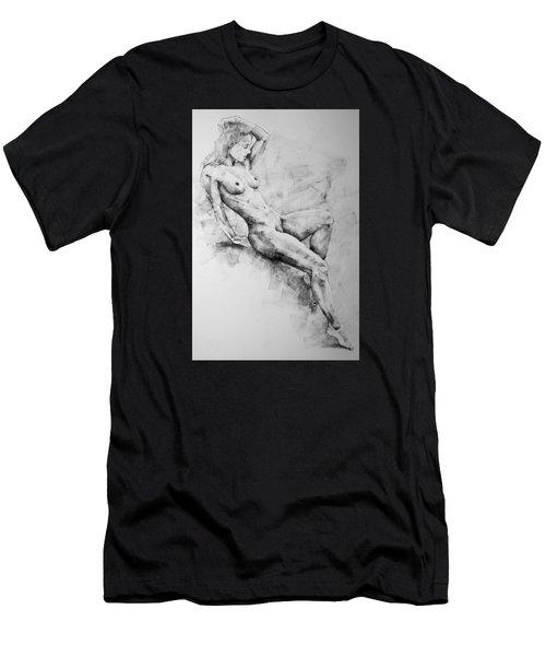 Page 19 Men's T-Shirt (Athletic Fit)