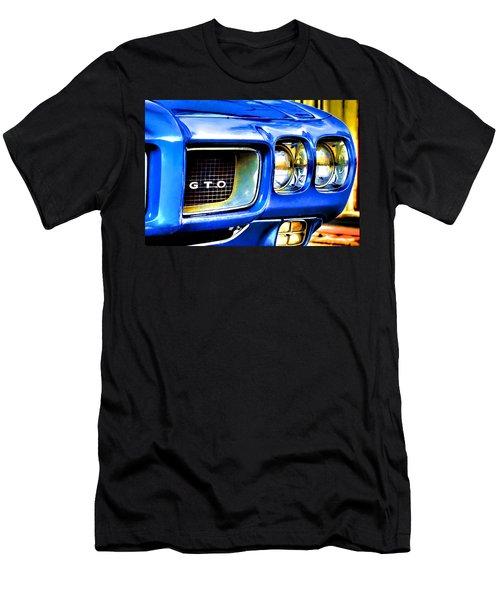 Painted Pontiac Men's T-Shirt (Athletic Fit)