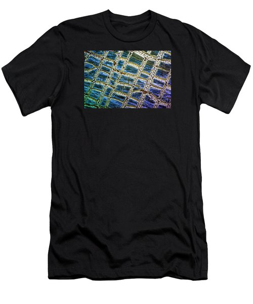 Painted Streets Number 1 Men's T-Shirt (Athletic Fit)