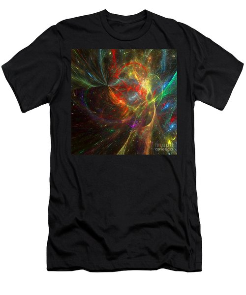 Painting The Heavens  Men's T-Shirt (Athletic Fit)