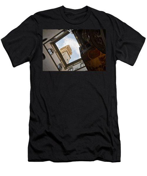Palazzo Vecchio Men's T-Shirt (Athletic Fit)