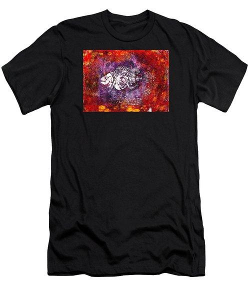 Paleo Fish Men's T-Shirt (Athletic Fit)