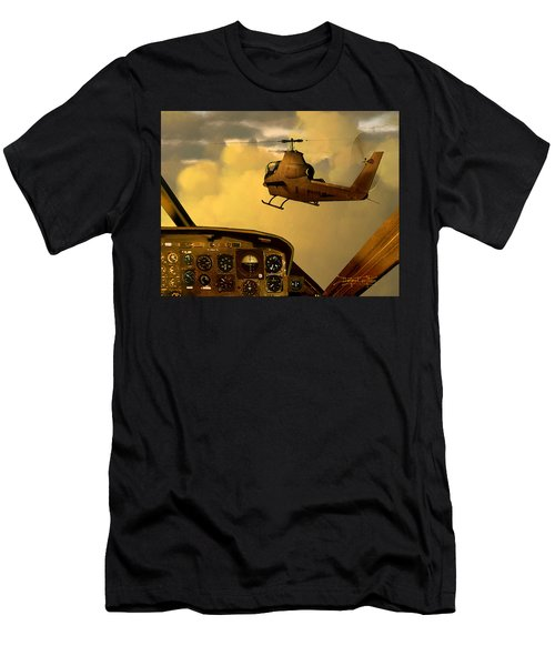 Palette Of The Aviator Men's T-Shirt (Athletic Fit)