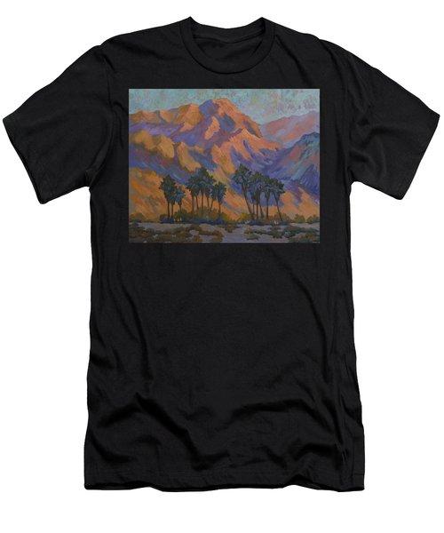 Palm Oasis At La Quinta Cove Men's T-Shirt (Athletic Fit)