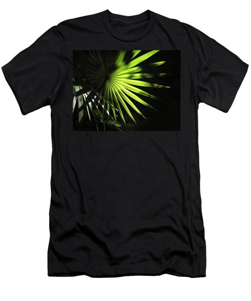 Palmetto And Rays Men's T-Shirt (Athletic Fit)