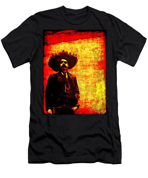 Pancho Villa Men's T-Shirt (Athletic Fit)